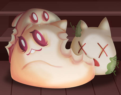 Withered Mochis
