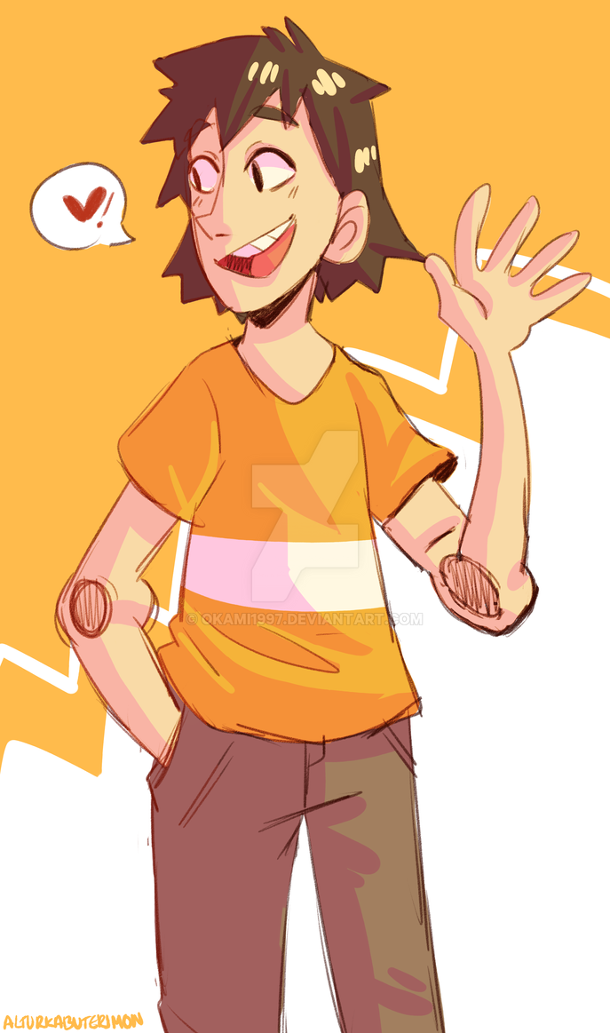 sero hanta by okami1997 on deviantart