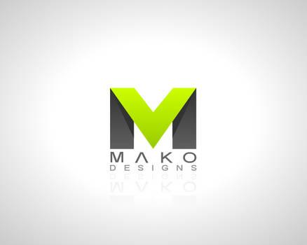 Mako 1 Logo by dFEVER