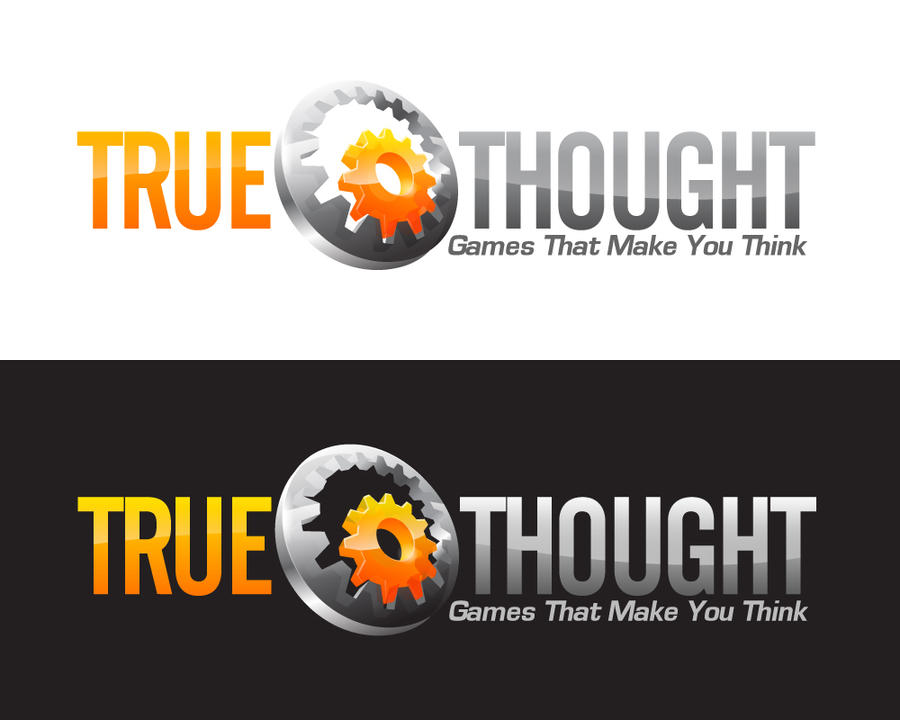 True Thought Logo by dFEVER
