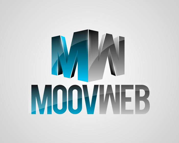 MoovWeb Logo by dFEVER