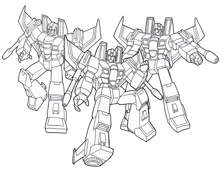 Transformers ramjet g1 pages coloring pages for Transformers g1 coloring pages
