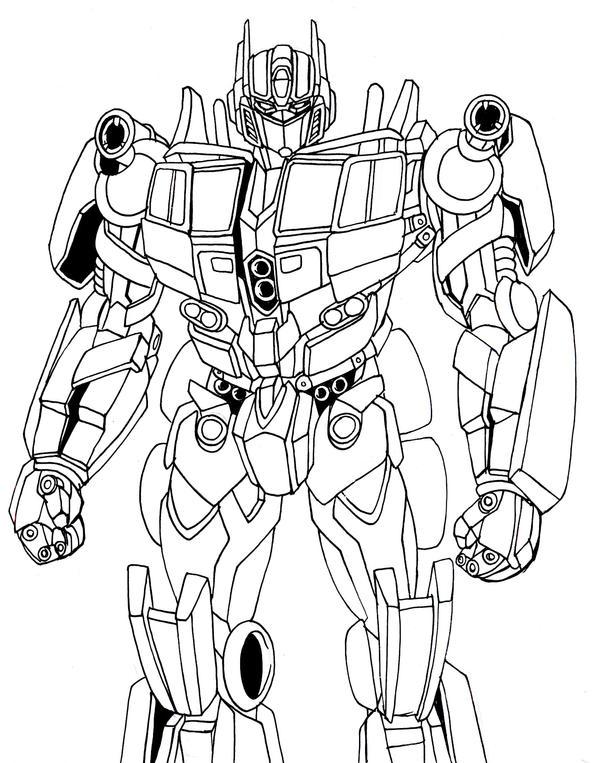 Рисовать раскраски трансформеры