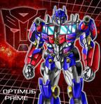 Optimus Prime movie full color