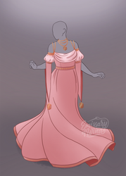 Outfit Adoptable #3: Peach