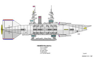 Steampunk Aerial Battleship by scifibug