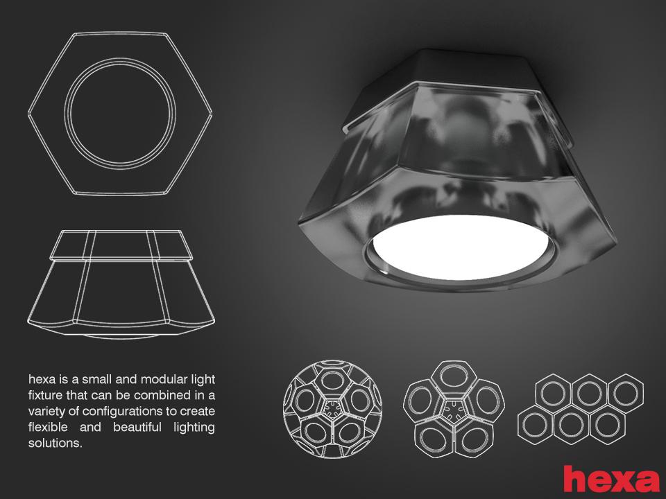 Hexa-1 by migrainboy