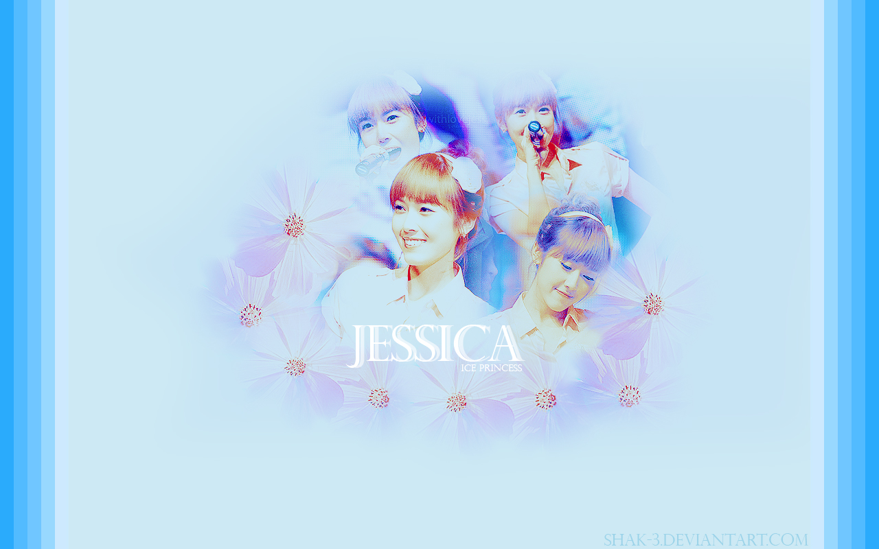 [PICS] Jessica Wallpaper Collection     Wallpaper_Jessica_SNSD_by_shak_3