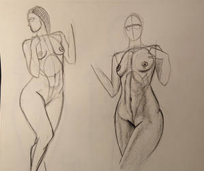 Sketchbook, body construction by 93Oasys