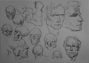 Bridgman studies #1 by 93Oasys