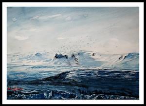 Watercolor Tundra