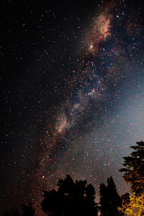 Haga Haga Night Sky by Danielle-Burrows