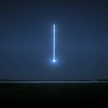 fallen moon by KrzysztofJezynaArt