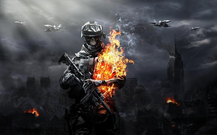 Battlefield 3 by starlyz
