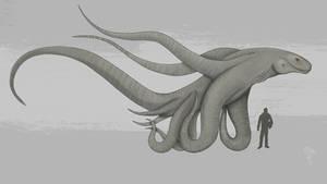 Speculative alien creature 2