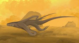 Speculative alien creature 1