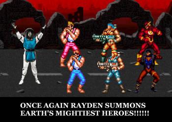Earths Mightiest Heroes 3 by Gery850