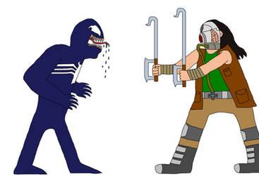 Venom vs. Kabal by Gery850
