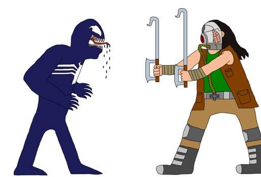 Venom vs. Kabal