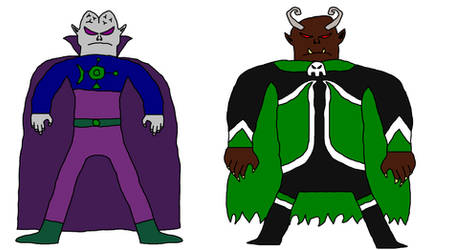 Superhero Characters 26