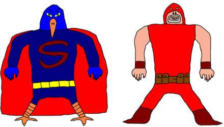 Superhero Characters 28