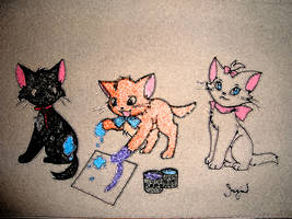 The Aristocats by cameragirl123