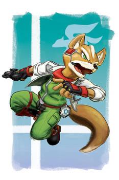 Smash Set - Fox McCloud