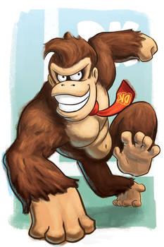 Smash Set - Donkey Kong
