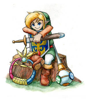 Legend of Seasons and Ages