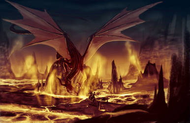 Brimstone and Fire by MGabric