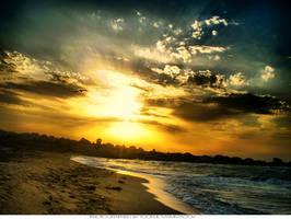 Sunset by TogrulMammadov