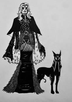 Iris Kasio - The Priestess