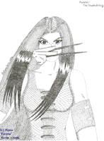 Kurenai--The Chopstick Ninja