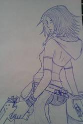 Yuna by nobodieslove