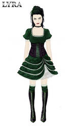 Round 3 - Lolita Gothic by Yoggington