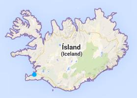 Iceland by Moshpikachu