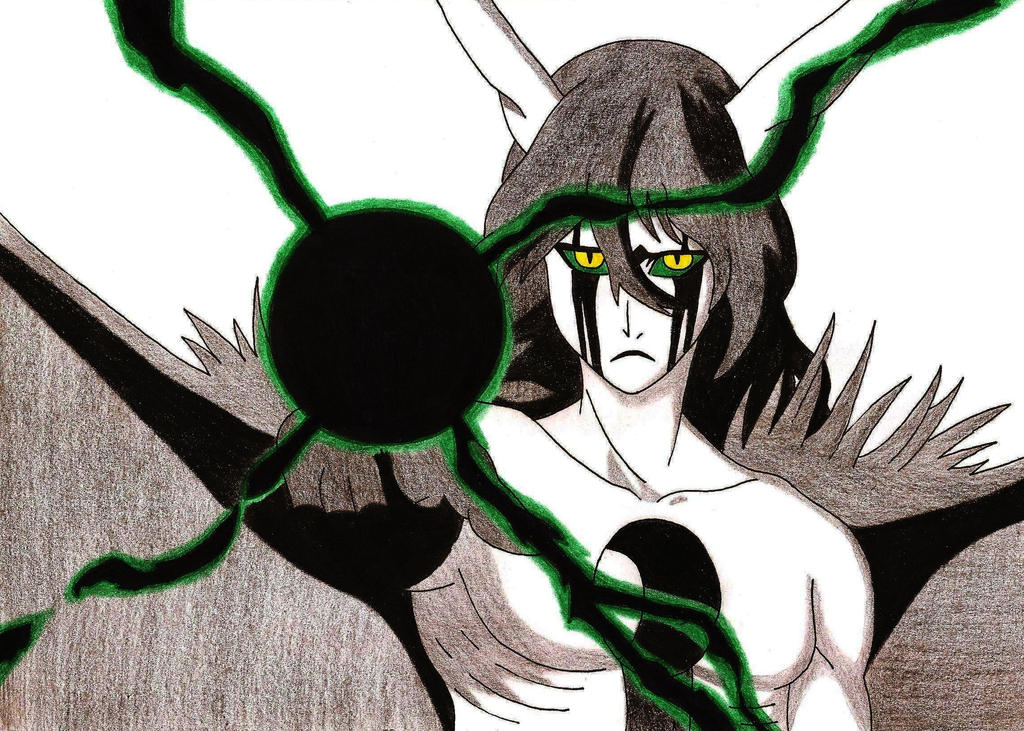 Ulquiorra segunda resurreccion by soul-espada on DeviantArt