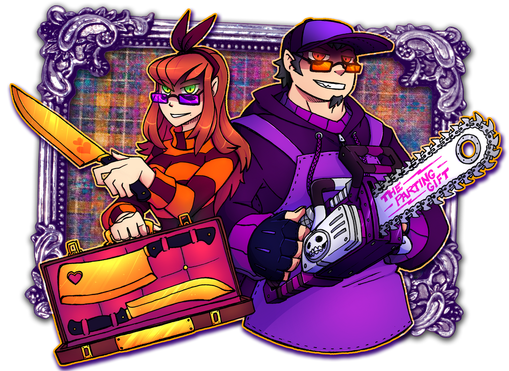 Happy Halloween Collab 2016 by Chronnellian