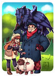 Galar trainers collab