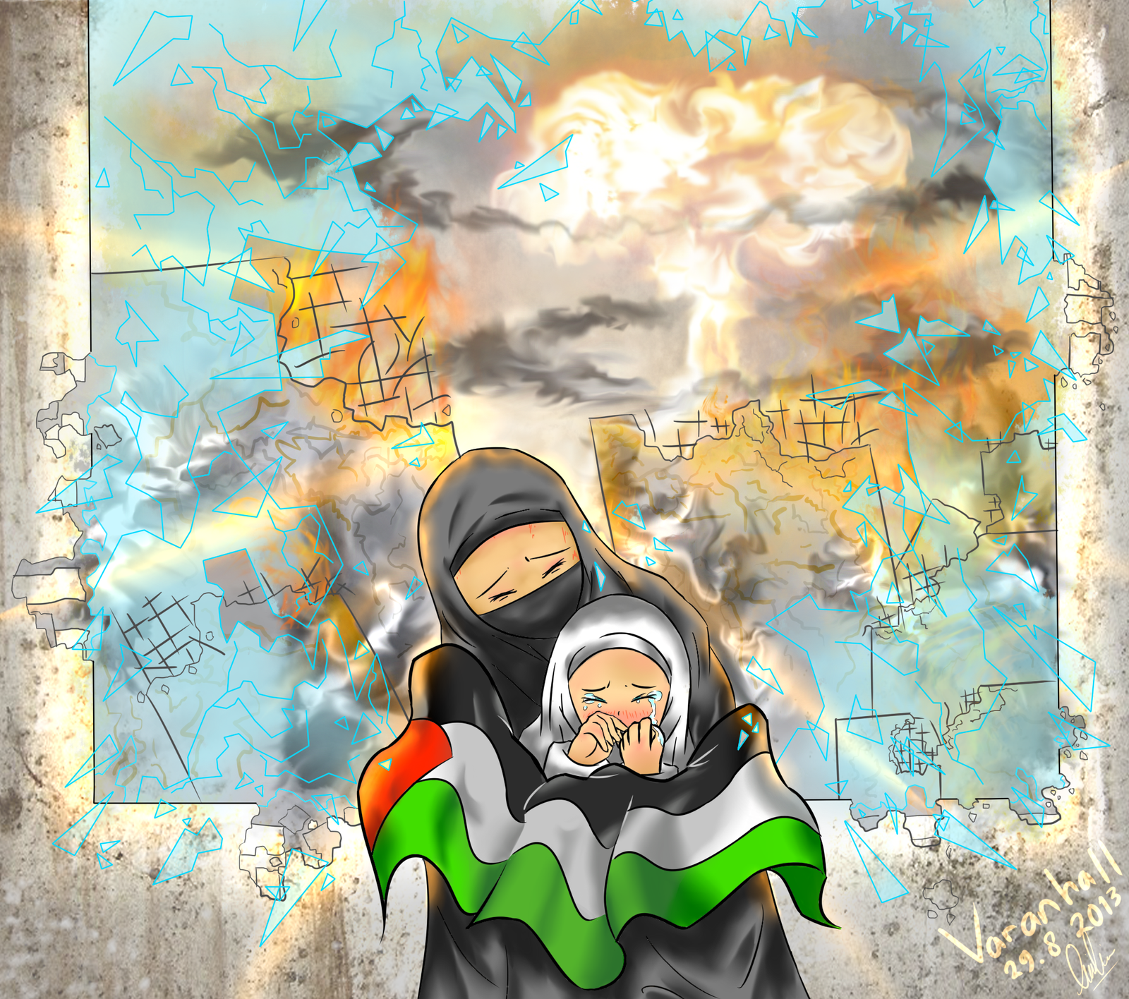 Palestine Will Be Free By VaranHall On DeviantArt