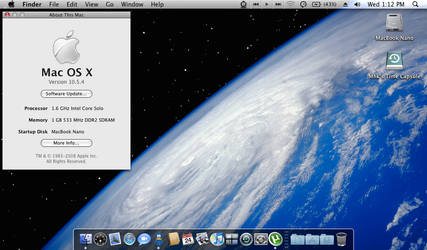 June 2009 'MacBook Nano'