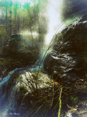 mystic falls  by edsterjin