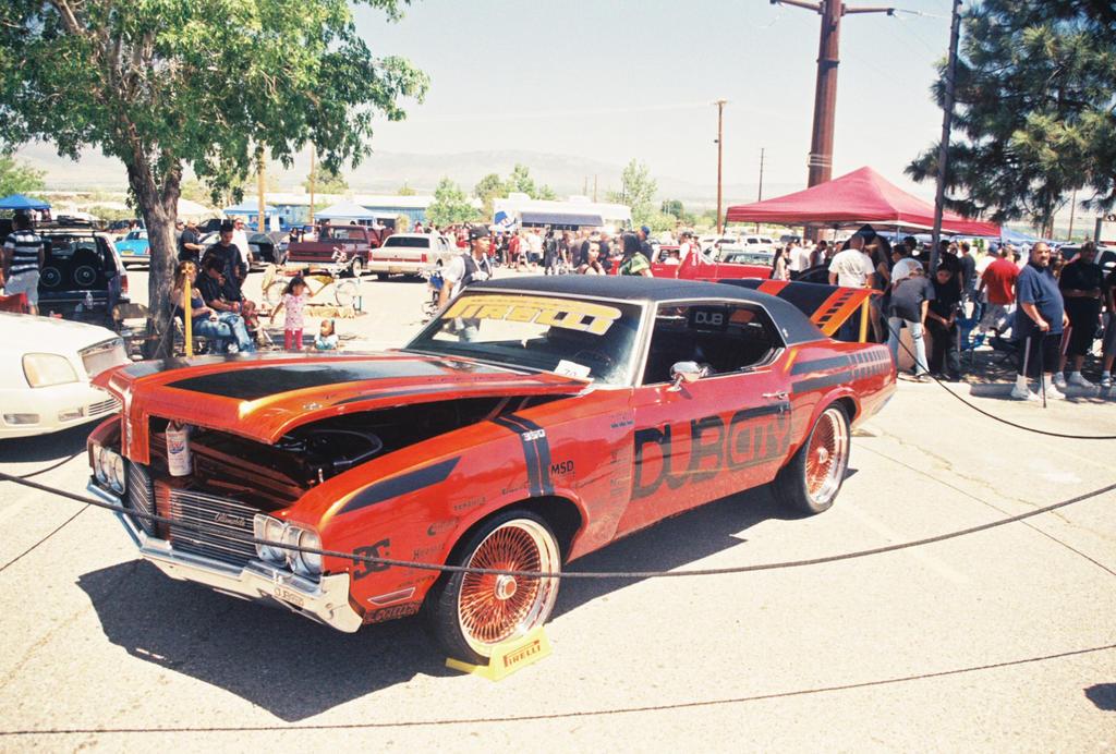 DUB City Cutlass by Texas1964