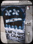 My Art is not a Crime