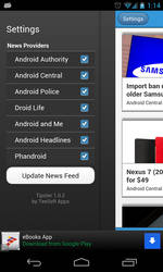 Tipster - The Android Digest (v1.0.2) 1