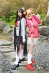 Usagi and Rei