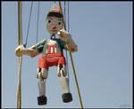 Pinocchio wannabe