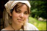 Medieval maid
