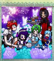 Maid Meme Tea Party by Kosumosu