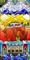 Desert Dominion by Kosumosu